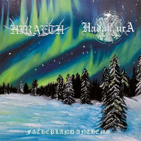 HIRAETH / HADAK URA - Fatherland Anthems