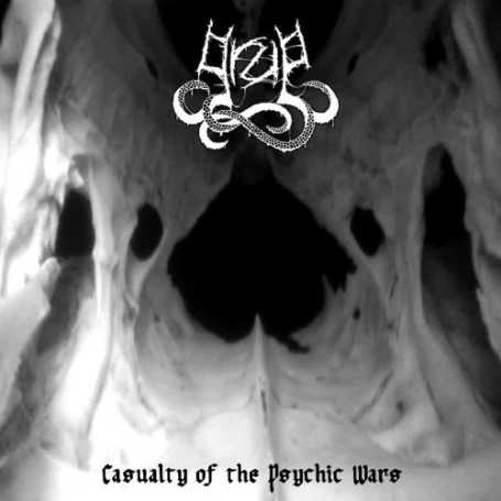GRUE - Casualty of the Psychic Wars . CD