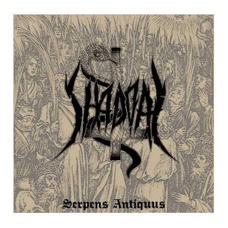SHADDAI - Serpens Antiquus . CD
