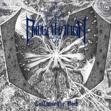 DIMENTIANON - Collapse the Void . LP