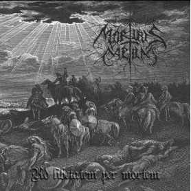 MORTUUS CAELUM - Ad Libertatem Per Mortem . CD