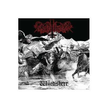 TOTENHEER - Wüetisheer . CD