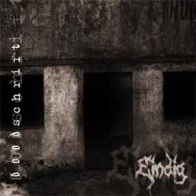 EINDIG - Doodschrift . CD
