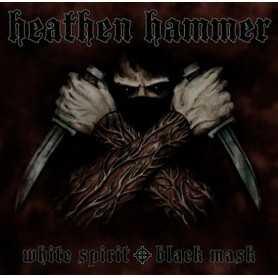 HEATHEN HAMMER - White Spirit Black Mask