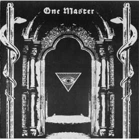 ONE MASTER - The Quiet Eye of Eternity . CD