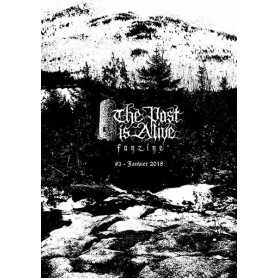 THE PAST IS ALIVE - Zine 3