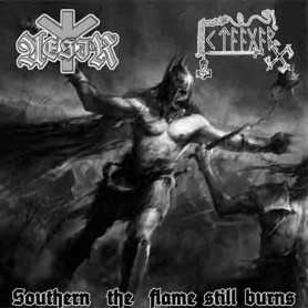 AESIR / K'TAAGAR - Southern The Flames Still Burns