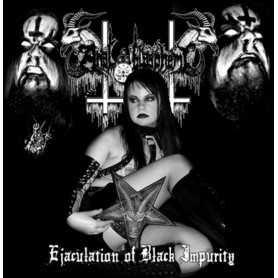 ANAL BLASPHEMY - Ejaculation of Black Impurity