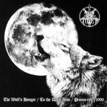 MOONTOWER - The Wolf's Hunger / To the Dark Aeon / Promo-reh-1996