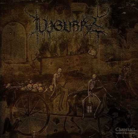 LUGUBRE - Chaoskult (Hymns of Destruction)