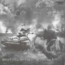 OLD FIRE / WINGS OF WAR - Steel Murderers / Endless War . CD