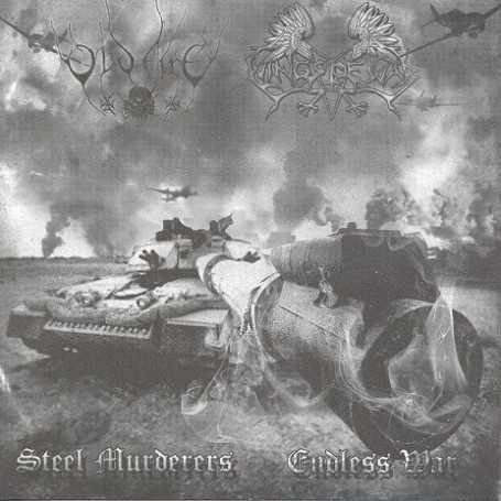 OLD FIRE / WINGS OF WAR - Steel Murderers / Endless War . CD