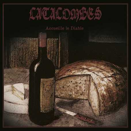 CATACOMBES - Accueille le Diable