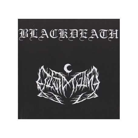 BLACKDEATH / LEVIATHAN - Totentanz II / Portrait in Scars . CD
