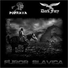 DARK FURY / PORAVA - Furor Slavica