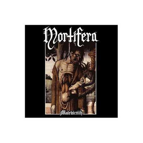 MORTIFERA - Maledictiih . CD