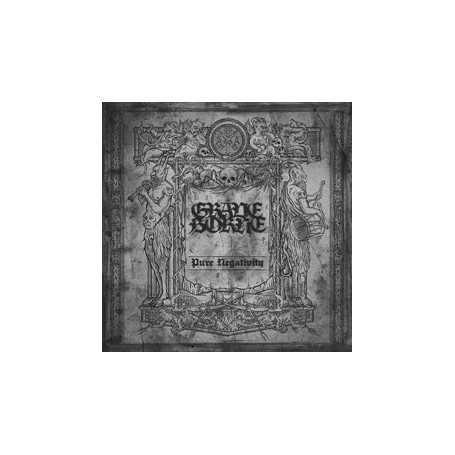 GRAVEBORNE - Pure Negativity . CD
