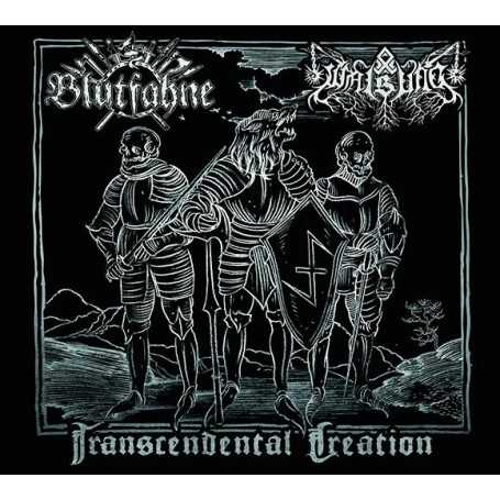 BLUTFAHNE / WALSUNG - Transcendental Creation