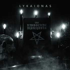 LYKAIONAS - The Diabolical Manifesto