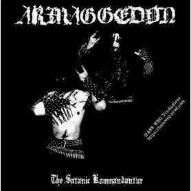 ARMAGGEDON - The Satanic Kommandantur