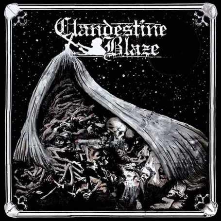 CLANDESTINE BLAZE - Tranquillity of Death