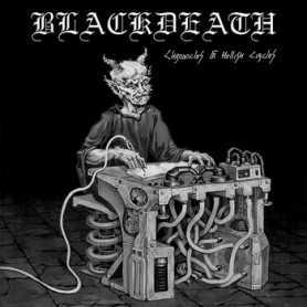 BLACKDEATH - Chronicles of Hellish Circles . CD