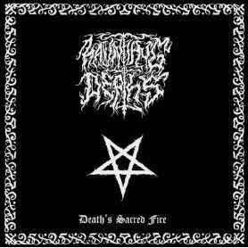 HAUNTING DEPTHS - Death's Sacred Fire