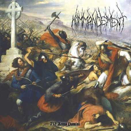 KOMMANDEMENT - 732 Anno Domini