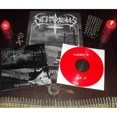 NEFARIOUS - The Universal Wrath . LP