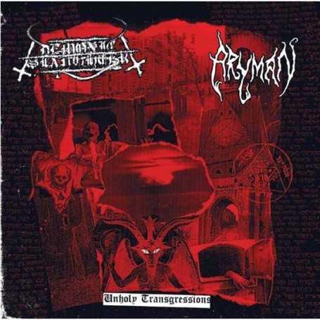 DEMONIC SLAUGHTER / ARYMAN - Unholy Transgressions