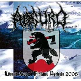 ABSURD - Live in Suomi Finland Perkele 2008