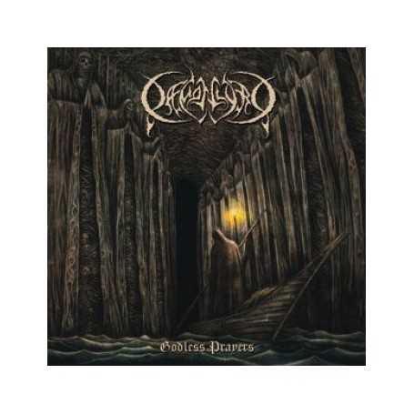 DAEMONLORD - Godless Prayers . CD