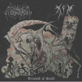 DIGERDÖDEN / K.F.R - The Triumph Of Death