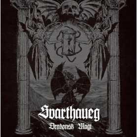SVARTHAUEG - Dragonsk Magi . CD
