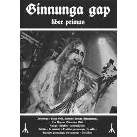 GINNUNGA GAP - Liber Primus (fr)