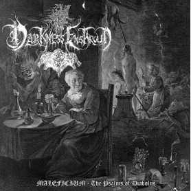 DARKNESS ENSHROUD - Maleficium-The Psalms of Diabolus