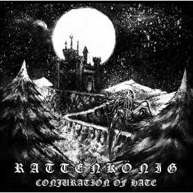 RATTENKÖNIG - Conjuration of Hate
