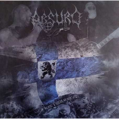 ABSURD - Live in Suomi Finland Perkele 2008