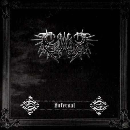 COLD GRAVE - Infernal . CD