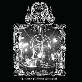 GOATHAMMER - Ceremony Of Morbid Destruction