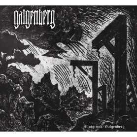 GALGENBERG - Blutgrund / Galgenberg . CD