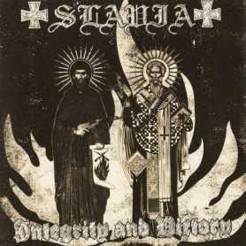 SLAVIA - Integrity and Victory . CD