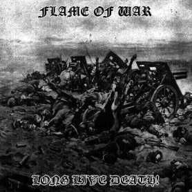 FLAME OF WAR - Long Live Death ! . CD