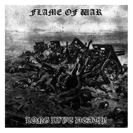 FLAME OF WAR - Long Live Death ! . CD