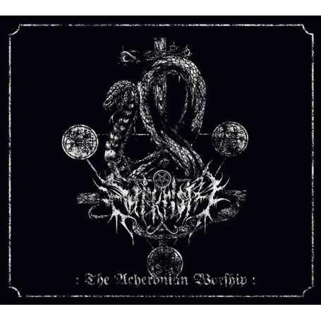 SARKRISTA - The Acheronian Worship