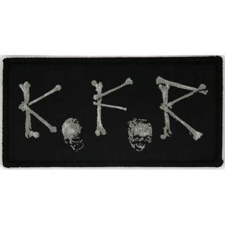 K.F.R - Bones Logo