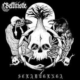 BELLICISTE - Sceadugenga cd