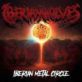 IBERIAN WOLVES - Iberian Metal Circle lp