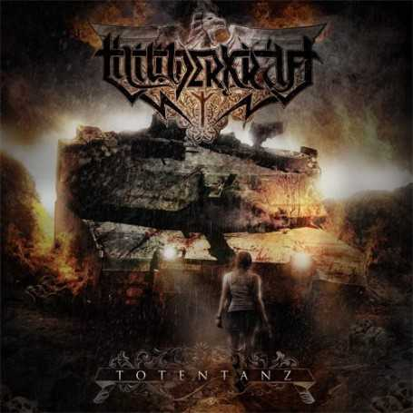 THUNDERKRAFT - Totentanz . CD