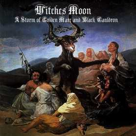 WITCHES MOON - A Storm of Golden Mare